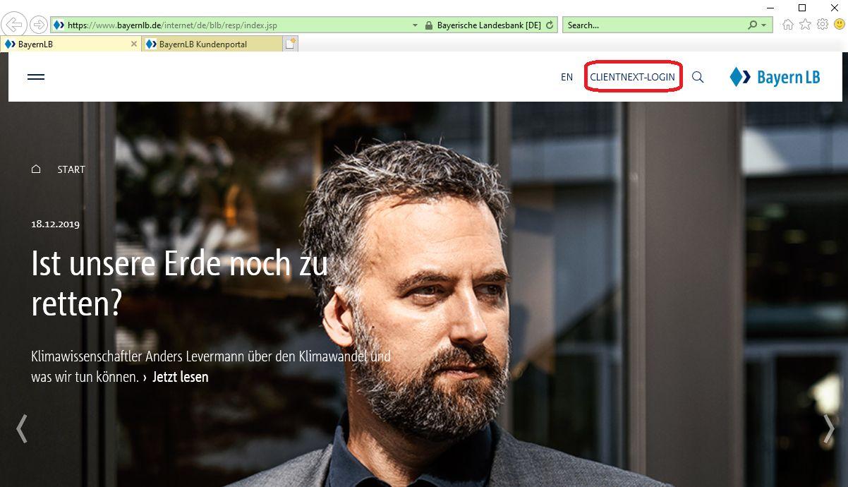 bayernlb online banken konto login