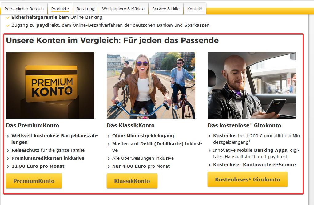 Commerzbank Online Banking – Konto eröffnen
