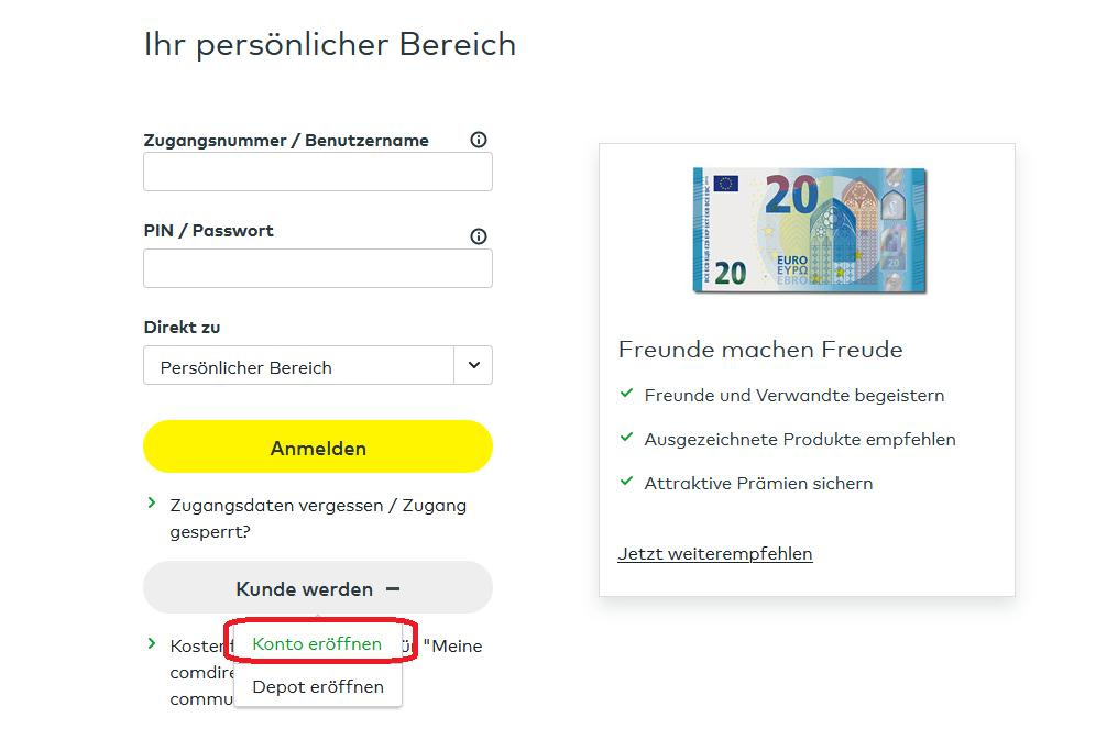 comdirect online banken konto eroeffnen2