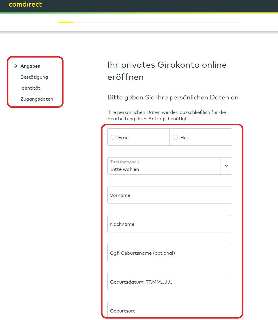 comdirect online banken konto eroeffnen3
