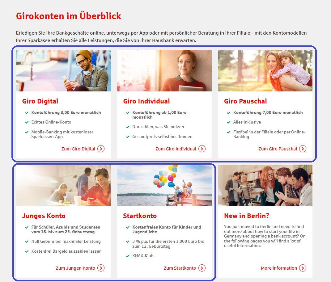 berliner sparkasse online banken konto eroeffnen
